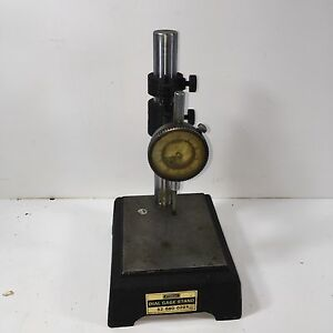Heavy Duty Fowler Dial Gage Stand Model 52 280 020 m0025