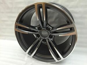 19 Bmw 2015 M3 Style Wheels Rims Fit 1 Series 3 Series 4 Series 5 Series 5480