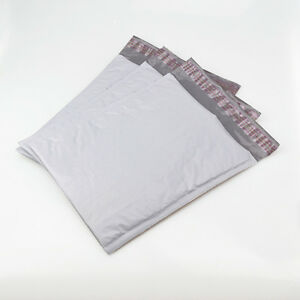 2 200 Poly Bubble Mailers 8 5x12 Plastic Padded Envelopes Self Sealing Bags