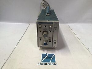 Tektronix Am 503 Current Probe Amplifier Tm 501