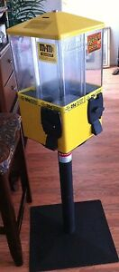 1 Uturn 4 Head Terminator Machine Candy Gumball Toy Vending 4select Local Pickup