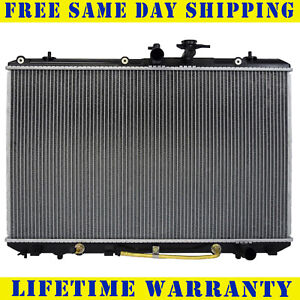 Radiator For Toyota Fits Highlander 3 5 V6 13024