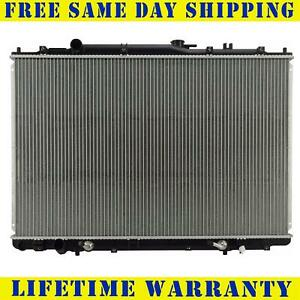 Radiator For 2003 2008 Honda Pilot Acura Mdx V6 3 5l Lifetime Warranty