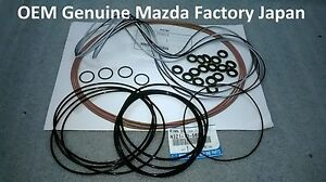 Oem Jdm Genuine Set Ring Oring Gasket Engine Rotary Engine Mazda Rx8 2003 2012