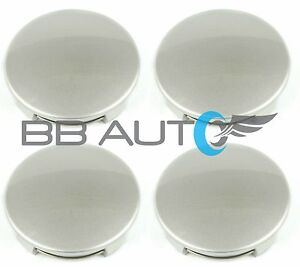 Set Of 4 New Silver Wheel Hub Center Caps 3 25 Inch For Tundra Tacoma Sequoia