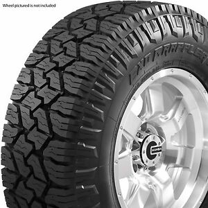 4 Nitto Exo Grappler Lt275 55r20 Tires 10 Ply E 120q