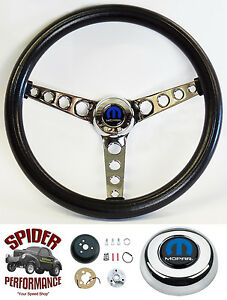 1982 1991 Dodge Pickup Steering Wheel Tilt Mopar Classic 14 1 2