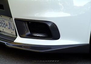 Carbon Kit For Mitsubishi Evolution Evo 10 X Ra Style Front Bumper Air Duct