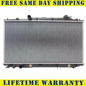 Radiator For 2008 2018 Honda Accord Crosstour Acura Rdx 2 4l 3 5l Free Shipping