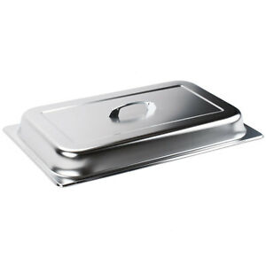 Choice Replacement Full Size Chafer Pan Cover With Handle For Chafing Dishes