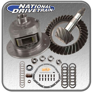 Ring And Pinion Timken Bearing Install Kit Eaton Posi Gm 12 Bolt Truck 4 56
