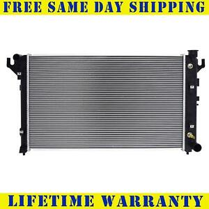 Radiator For Dodge Ram 1500 5 2 3 9 5 9 1552v