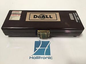 Doall 54 r Steel Gage Block Set Missing Blocks