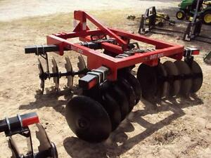 Dirt Dog Heavy Duty 300 10 Adjustable Disc Harrow