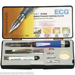 Ecg J 700kt Butane Soldering Iron Torch Kit