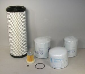 Kubota L2800hst L3400hst L3700suhstp Filter Kit Top Quality