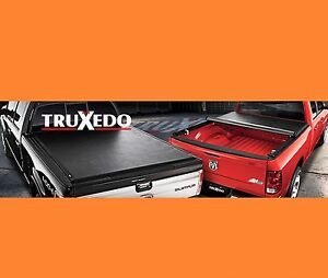 Truxedo Truxport Soft Roll Up Tonneau Cover 2007 2013 Toyota Tundra 6 5 Ft Bed