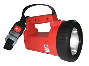 Advanced Lighting Power plus Rechargeable Firefighters Flashlight Led Fdny 1 Fd1