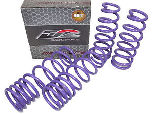 D2 Racing Lowering Springs For 03 07 Honda Accord 04 08 Acura Tsx Tl