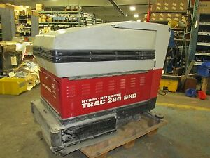 Advance Machine Co Floor Scrubber Hydro Electric Retriever Trac 280 Bhd 40647lr
