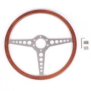 Jaguar E Type Series 1 16 Inch Steering Wheel C 20267 16