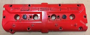 Porsche 944 S 944 S2 Camshaft Cam Cover Red