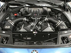 Afe 2012 2016 Bmw M5 M6 4 4l Twin Turbo Magnum Force Cold Air Intake Cai Pro Dry