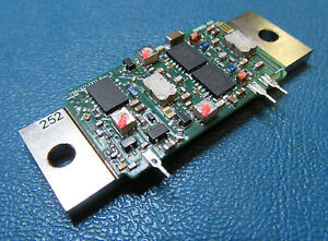 Uhf Rf Power Amplifier Module Replaces Nxp Philips Bgf802 20