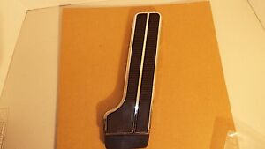 1964 1965 1966 1967 Chevelle Elcamino Deluxe Rubber Gas Pedal With New Trim