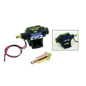 Mr Gasket Electric Fuel Pump 12s Micro Electric 35 Gph 7psi For Gasoline