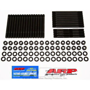 Arp Cylinder Head Stud Kit 235 4113 Hex Head Chromoly For Chevy 454 502 Bbc