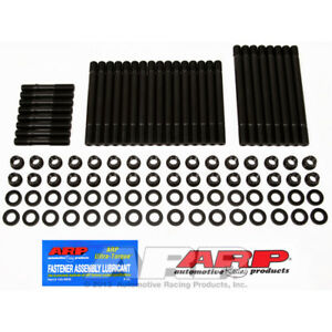 Arp Cylinder Head Stud Kit 235 4713 12 Point Chromoly For Chevy 454 502 Bbc