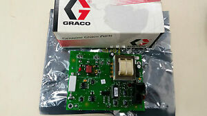 Graco Control Board Repair Kit 241989 Cat 241989