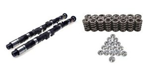 Brian Crower Stage 2 Turbo Camshafts Valvetrain B18a1 B18b1 B20b Engine Package