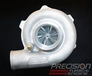 Precision Pt5558 Journal Bearing Turbocharger B Cover T3 2 50 V Band 0 48 A R