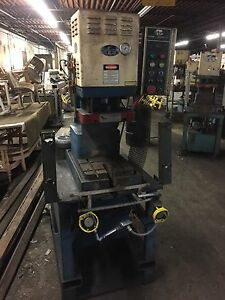 Goebel 6 Ton C frame Hydraulic Press Vickers Hydraulics Denison Plc Multipress