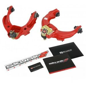 Skunk2 Pro Series Front Camber Kit For 03 06 Acura Tl 04 08 Tsx