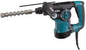 Makita Hr2811f 1 1 8 Sds plus Rotary Hammer With L e d Light