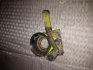 Guide Plate Catch Plate Spring With Bolts And Lock Washer Mgb C