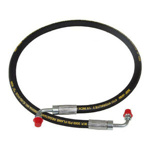 Fph30 New Power Steering Hose Made To Fit Ford New Holland Tractor Models 2000