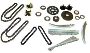 03 04 Fits Ford Mustang Mach 1 03 05 Lincoln 4 6 Dohc 32v Timing Chain Kit