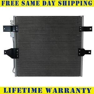 Ac A c Condenser For Dodge Fits Ram 2500 3500 Diesel 5 9 3265
