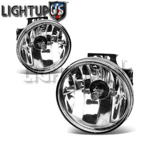 1999 2002 Dodge Ram 1500 2500 3500 Sport Left Right Pair Fog Lights