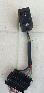 Porsche 944 Turbo Speaker Sound Control Switch Oem 95164505300