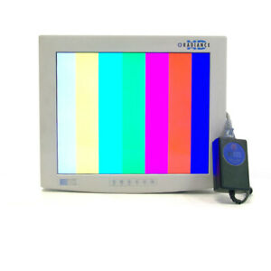 National Display 19 Hd Radiance Flat Panel Monitor