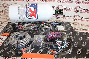 Nx Nitrous Express Proton Plus Wet Nitrous System With 10lb Bottle Nx 20421 10