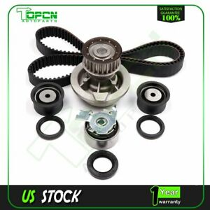 New Timing Belt Water Pump Kit For 99 08 Suzuki Forenza 04 07 Optra 2 0l Dohc
