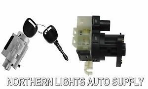 New Replacement Switch Ignition Lock Cylinder W Keys For Chevy Olds Pontiac