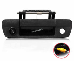 Car Tailgate Rearview Reverse Backup Camera For Dodge Ram 1500 2500 3500 2009 15