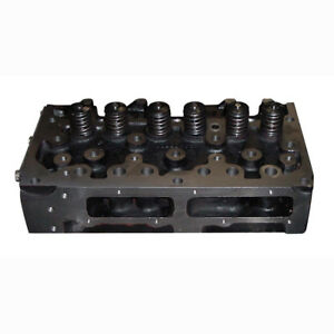 4222810m91 New Cylinder Head Made To Fit Massey Ferguson Tractor Models 20 40